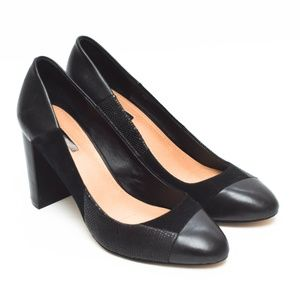 Tahari Heels Pumps Elroy Shoes Womens 7 Leather